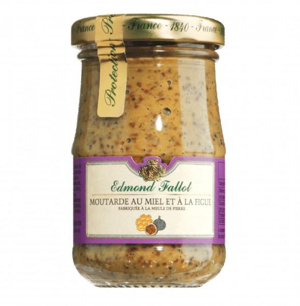 Moutarde au miel et á la figue- Honig-Feigen-Senf
