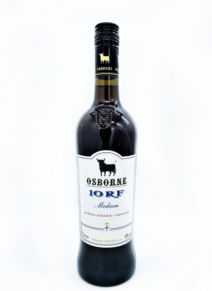 Osborne Sherry 10RF Oloroso Medium