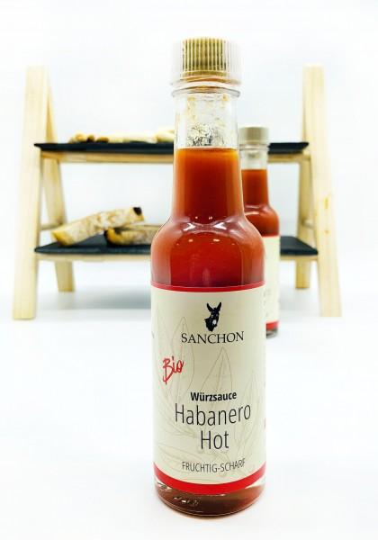Bio Habanero Hot Sauce