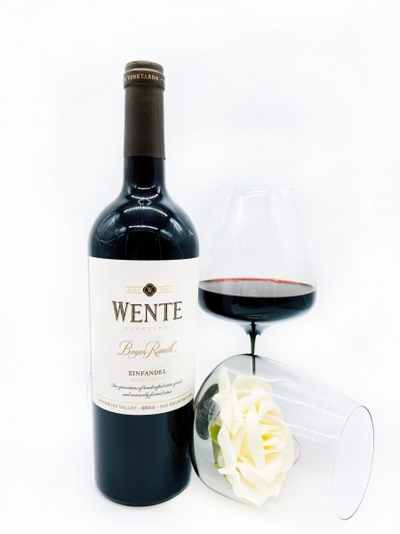 Wente Beyer Ranch Zinfandel/ Wente Vineyards - USA
