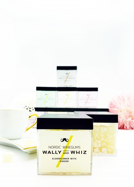 Wally & Whiz Elderflower & Ginger Wine-Gum
