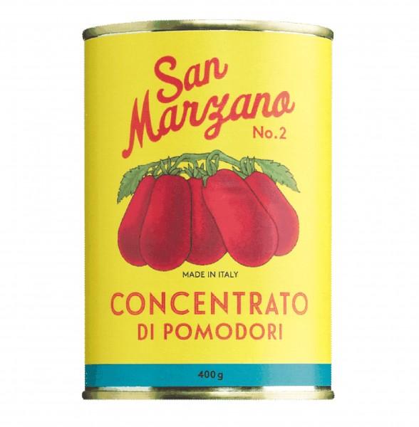 Tomatenmark aus San Marzano Tomaten