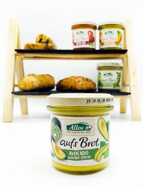 Brotaufstrich - Aufs Brot Avocado