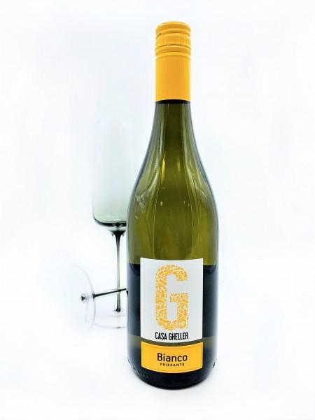 Bianco Vino Fizzante, Casa Gheller