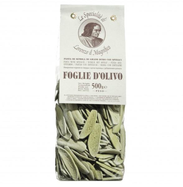 Foglie d'olivo Spinat