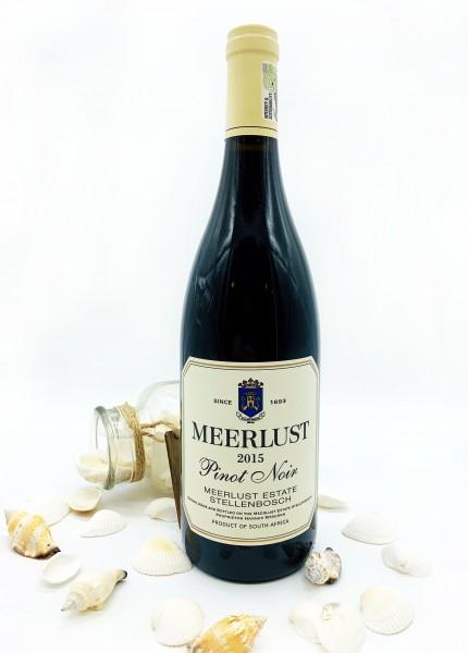Pinot Noir Meerlust Stellenbosch