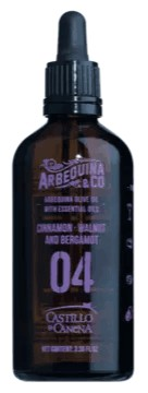 Nr. 04 Aceite con Canela - Aromatisiertes Olivenöl