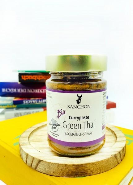 Green Thai Currypaste