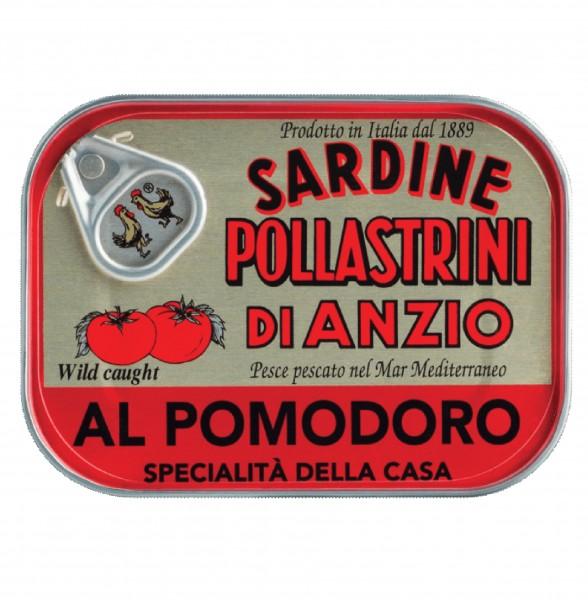 Sardine al pomodoro