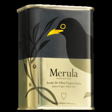 Natives Olivenöl extra ,Merula'