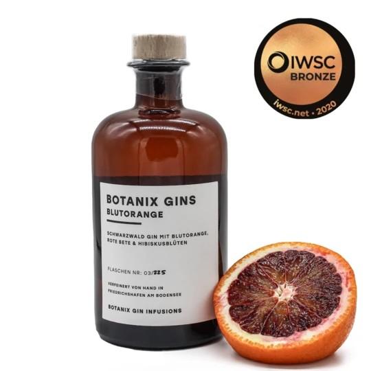 Botanix Blutorange Gin
