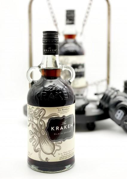 The Kraken Black Spiced - Rum